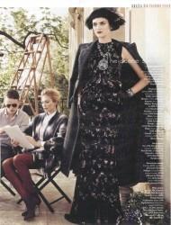 Fashion: Andrew Holden & Sophie Ferguson Jones Photography: Benjamin Kaufmann