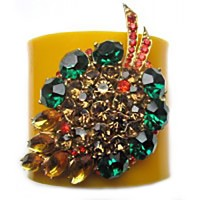 autumn leaf cuff2