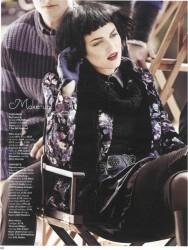 Fashion: Andrew Holden & Sophie Ferguson Jones Photographs: Benjamin Kaufmann
