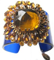 Clear Blue Amber